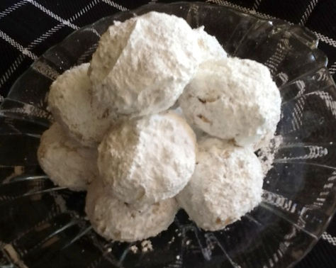 Italian Wedding Cookies