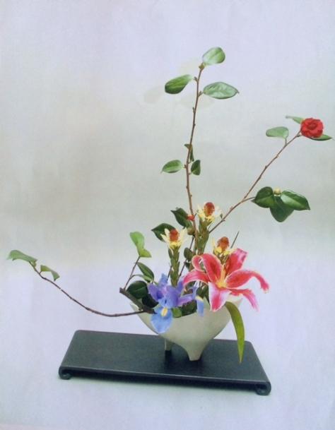 Ikebana Artwork #3