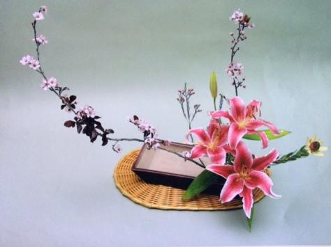 Ikebana Artwork #1